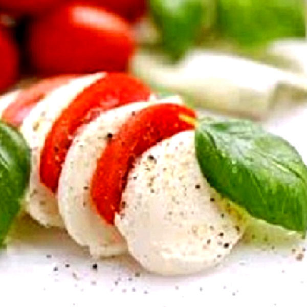 Buffalo Mozzarella Fresh Cheese Azure Bar